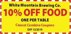 White Mountain Brewing Co.