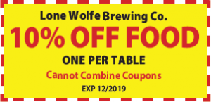 Lone Wolfe Brewing Co.